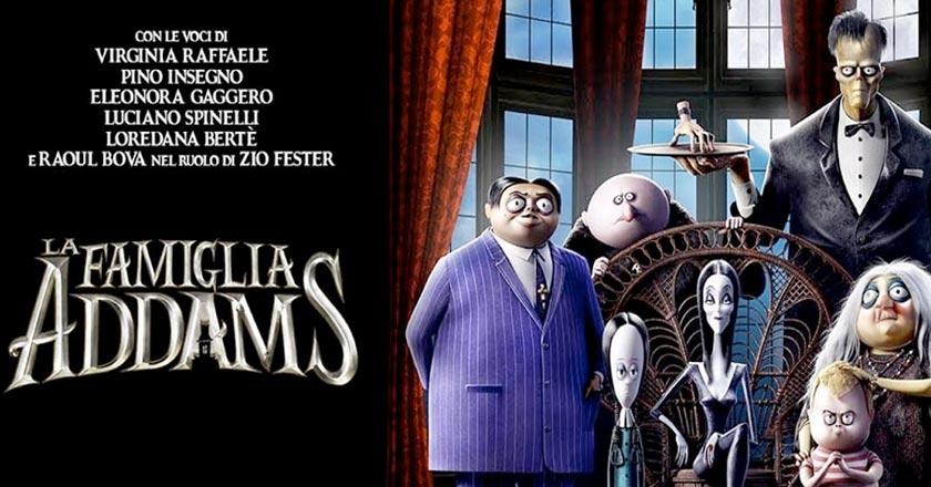 La Famiglia Addams – Giovedì 31 Ottobre