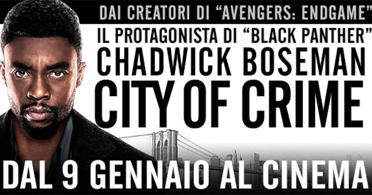 City Of Crime – 09 Gennaio 2020